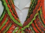 Boléro crochet