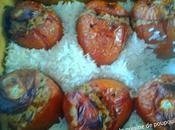 Tomate farcie thon thermomix sans