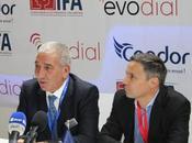 Signature d'un contrat avec groupe Evodial smartphones Condor marché français