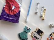 Brick stitch comment transformer tissage broche pin's (tuto inside)