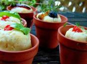Petits pains jardin