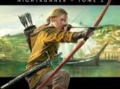 Nightrunner tome Traqueurs Nuit, Lynn Flewelling