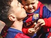 Lionel Messi parle fils Thiago
