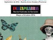 Quatre jours pour célébrer l'art conteurs Buenos Aires l'affiche]