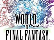 World Final Fantasy dévoile plus