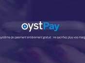 OystPay, système paiement gratuit