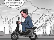 Sarkozy, petit homme pollue planète