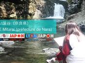 Visiter gorges Mitarai dans préfecture Nara(みたらい渓谷、奈良県)