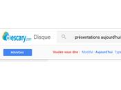 Google Drive recherchez documents plus facilement