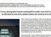 Galerie Thierry BIGAIGNON Paris toits Alain CORNU