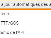Google Shopping Microdonnées Mise jour automatiques