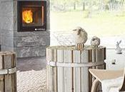 l'automne, apportez Confort votre maison avec Poêle