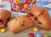Petits cakes goûter Smarties®