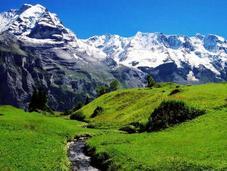 Topo alpi facile sauvage: traversée Avoudrues