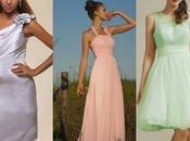 2016 tendances pour mode demoiselle d'honneur