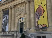 Hergé s'expose Grand Palais