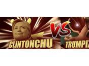 débat présidentiel américain 2016 mèmes