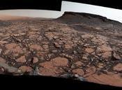 Mars nouveau selfie Curiosity panorama couper souffle