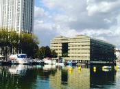 début semaine, j'ai découvert cinéma quai Loire risque devenir l'un cinés préférés. Après séance, agréable balader rives canal l'Ourcq jusqu'au Pavillon canaux #paris #parigi #ilove...