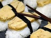 Sushis d'omelette Tamagoyaki avec partenaire Livingo
