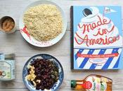 {vegan} Recette granola pour petit déjeuner Healthy