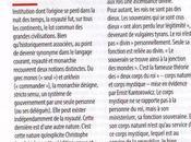 """recension royauté sacré"""" dans revue """"Eléments"""""""