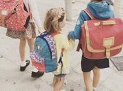 Trois enfants, ans, bientôt ans: traditionnel petit bilan rentrée