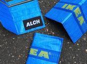 #BlaBla fameux bleu Ikea investit mode