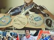 Interview Mohammad Alqadi marathon d'Amsterdam