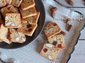 Fekkas Biscuits croquants amandes fruits confits