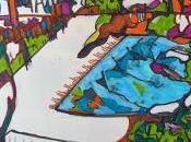 Nantes: miroir d'eau lampes panneaux France