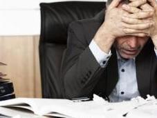 STRESS: L'épuisement professionnel peut mener décès Personnel Psychology