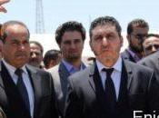 ancien gouvernement libyen affirme être retour commandes pays