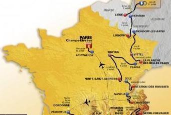 Tour France 2017