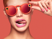 Snapchat presente lunettes spectacles