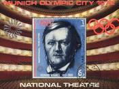 1972, Wagner Théâtre national symbolisaient l'Allemagne pour postes yéménites