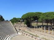 4eme jour Rome Ostia Antica, quartier dernières glaces