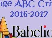 Challenge Critiques Babelio: Récap