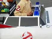 transforme fauteuil roulant Cadillac Ghostbusters