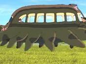 transporte films Ghibli dans monde réel