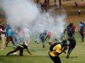 étudiants Afrique poursuivent leurs manifestations contre l'enseignement payant