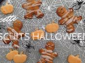 Biscuits pour Halloween recettes faire famille}