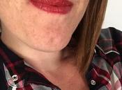 rouge lèvres d'Automne