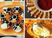 Inspiration Pinterest Halloween repas terrifiant