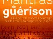 Mantras guérison, nouveau livre Philippe Barraqué