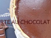 Tarte chocolat facile rapide