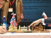 Carlsen contre Karjakin, New-York 2016 d'échecs cœur géopolitique