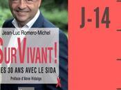 """J-14 avant sortie """"SurVivant avec sida"""" chez Michalon"""
