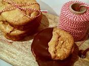Recette peanut butter cookies