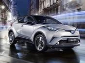Toyota C-HR crossover hybride magnifique